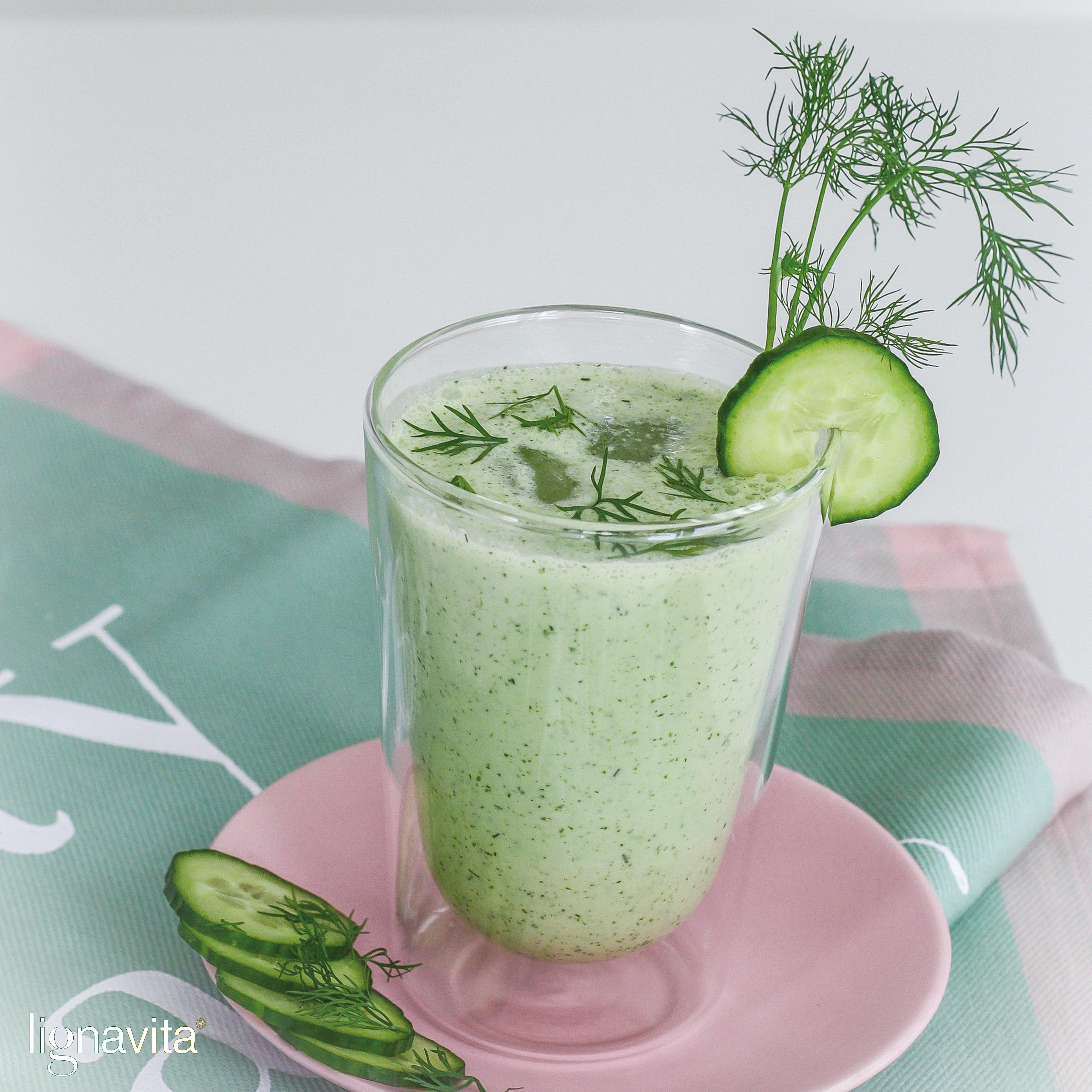 Komkommersoepje